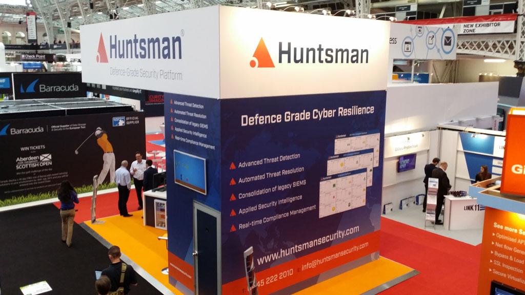 Info Security 2015 Huntsman