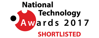 2017 National Technology Awards Shortlisted