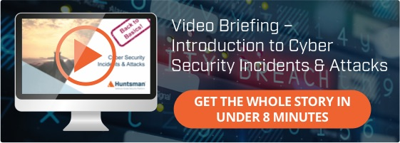 ISMS Essentials: Follow this link for fact filled video brief about cyber incidents