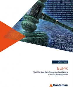 white paper what GDPR means to UK businesses