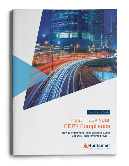 Fast Track your GDPR Compliance