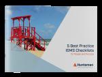 5 Best Practice ISMS Checklists