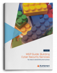 MSP Guide to Building Cyber Security Services