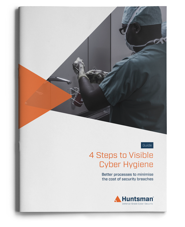 4 Steps to Visible Cyber Hygiene