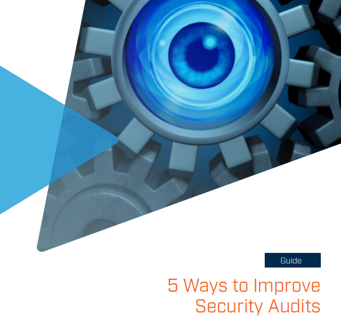 a guide to improving security audits using internal security audit software